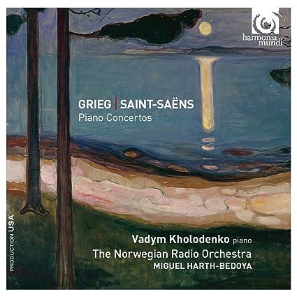 Grieg and Saint Saens