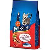 Brekkies Pienso para Gatos con Buey, Ternera y Verduras - 4000 gr