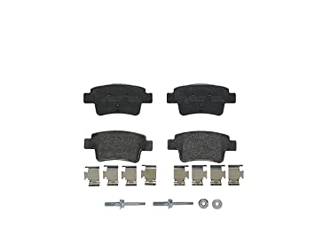 Brembo P24078 Rear Disc Brake Pad Set of 4