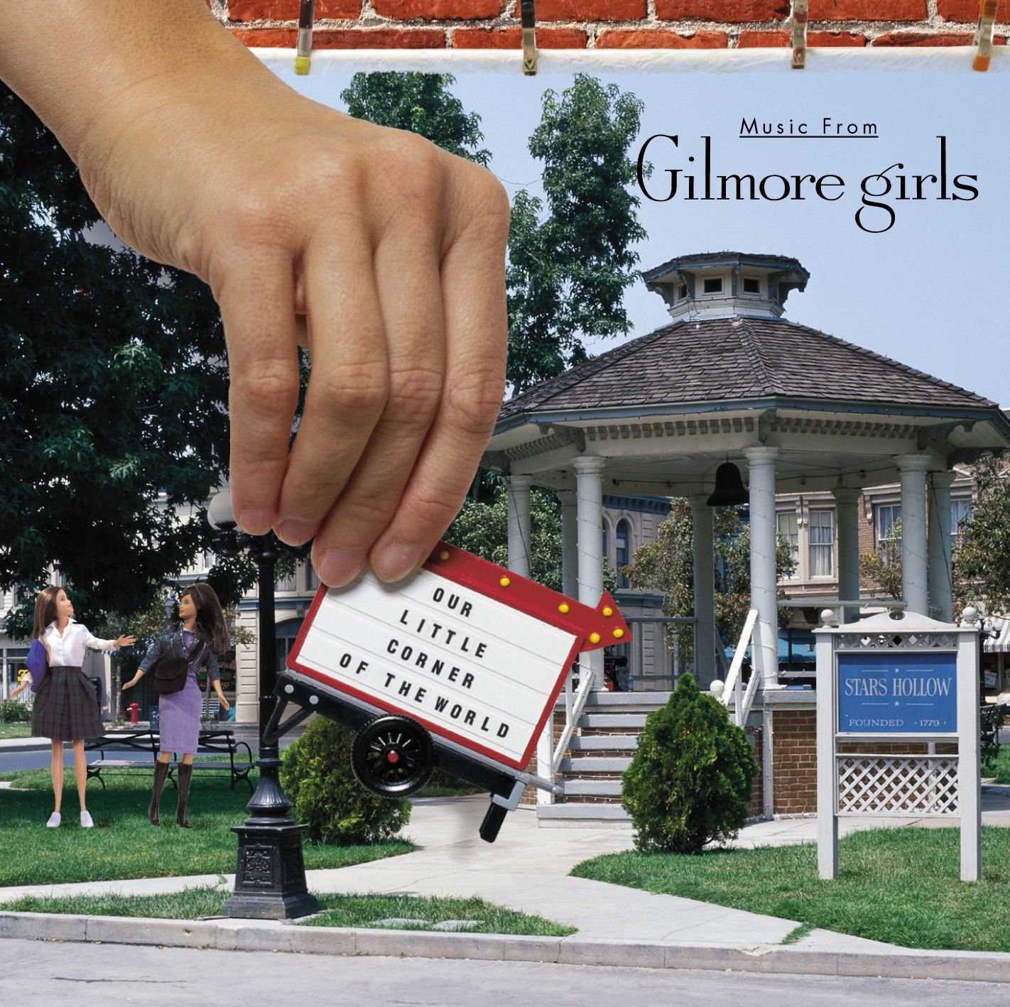 Our Little Corner of the World: Music From Gilmore Girls by Rhino