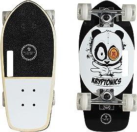 kryptonics skateboard review