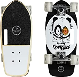 57816f35e9 Kryptonics Stubby Complete Skateboard