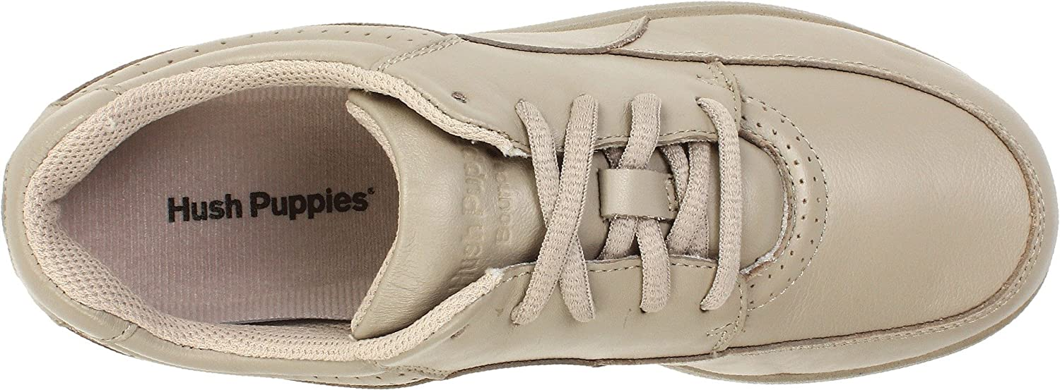 Hush Puppies Women's Power Walker Sneaker B001AWYDJG 11 XW US|Taupe