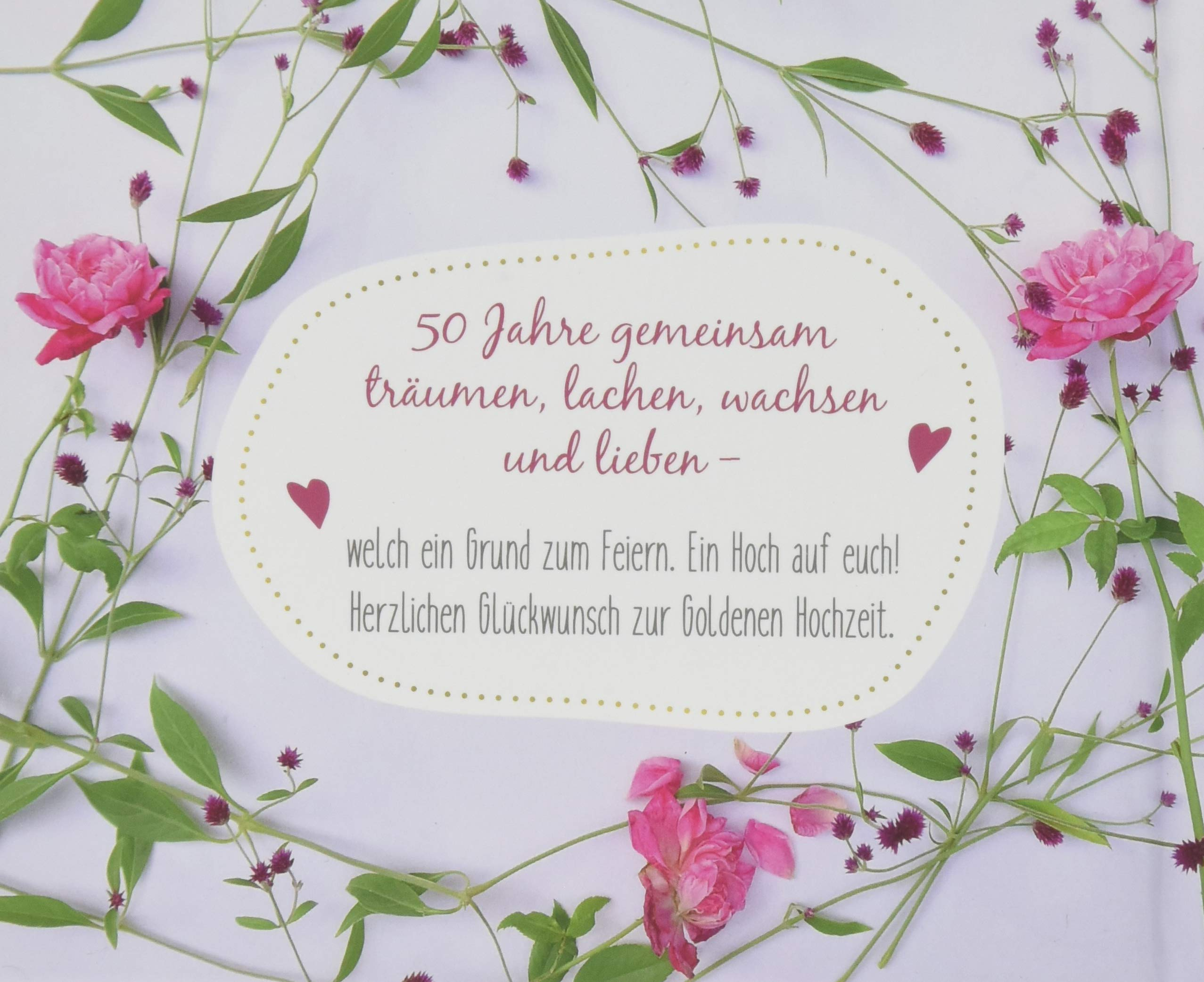 50 Jahre Liebe Glück Und Abenteuer Zur Goldenen Hochzeit