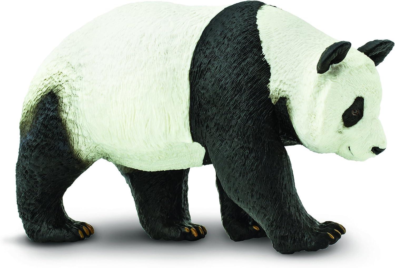 Wildlife Wonders Panda  Safari Ltd Animal Educational Kids Toy Figure