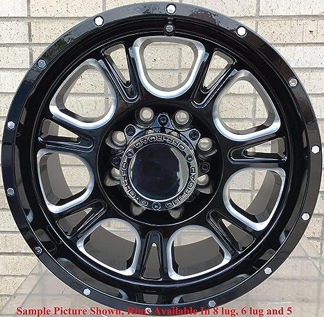 Amazon Com Vis Vor Wheels Rims 18 Inch For Dodge Ram 2500 2005