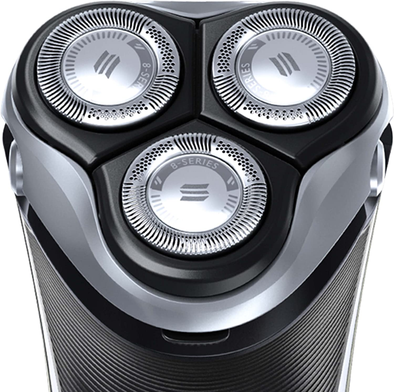 Philips PowerTouch 870 - Afeitadora eléctrica rotativa para hombre ...