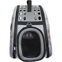Petown Soft-sided Pet Carrier-pet Carriers Airline Approved with Foldable and Washable (Gray)