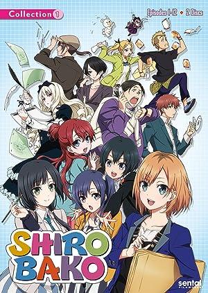 SHIROBAKO DVD