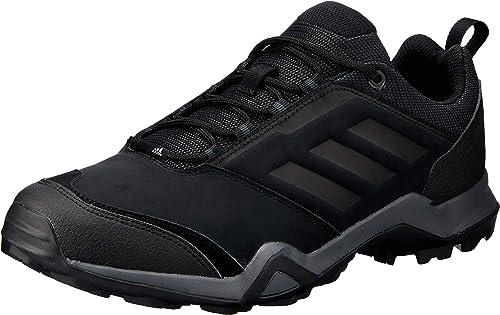 adidas Herren Terrex Brushwood Trekking & Wanderhalbschuhe, Core Black, EU