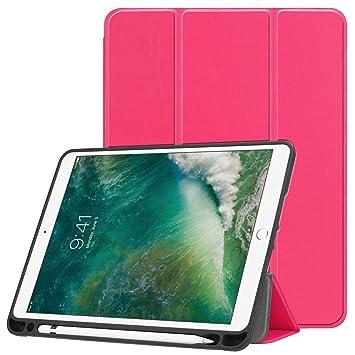 Cuero Carcasa con Soporte Funci/ón y Auto Sue/ño//Estela para iPad 9.7 2018 iPad 9.7 2017 iPad Air 2 iPad Air Esories Funda para iPad 9.7 2018