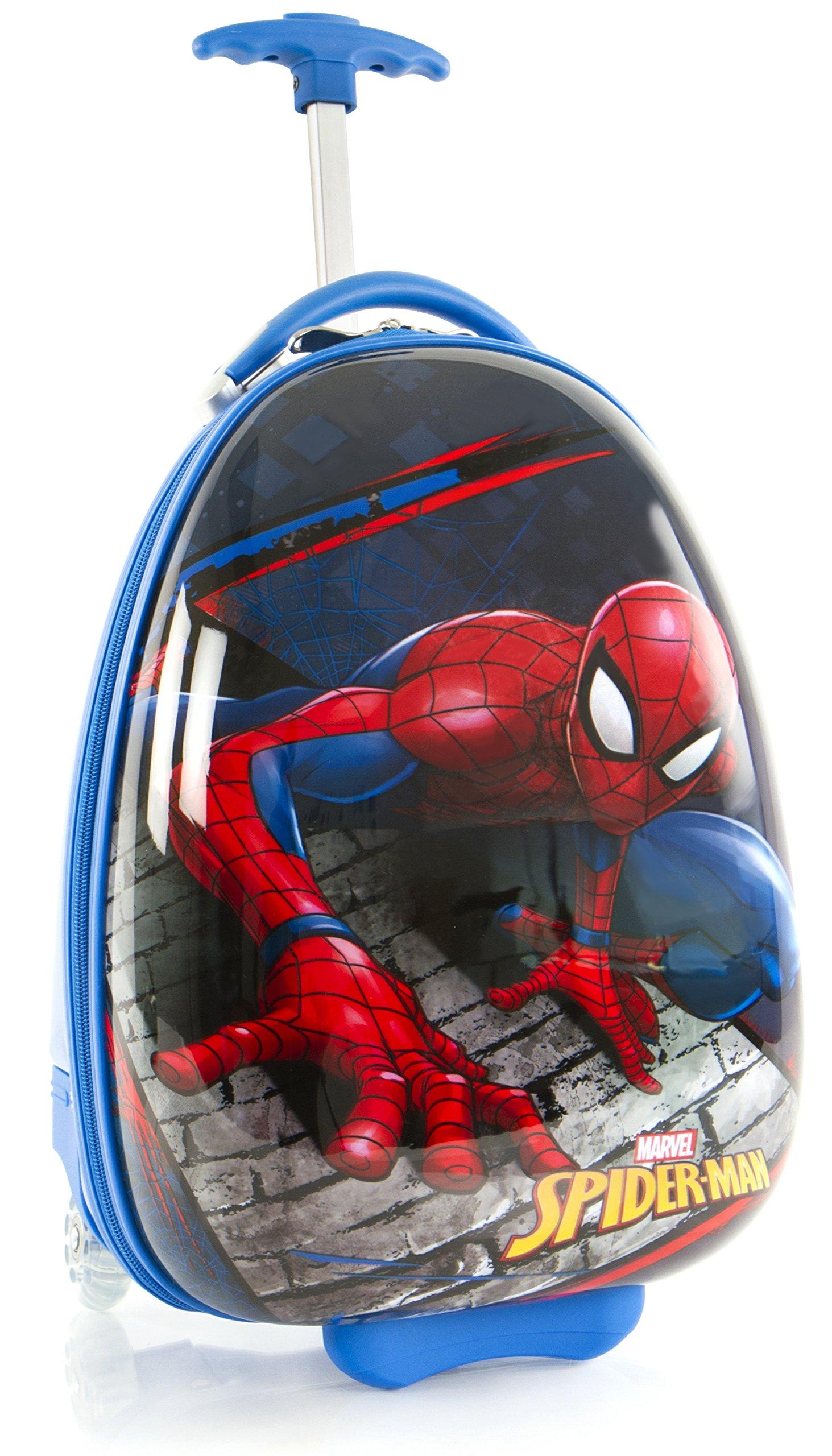 Heys Marvel Spiderman Kids Luggage 18 Inch Carry on