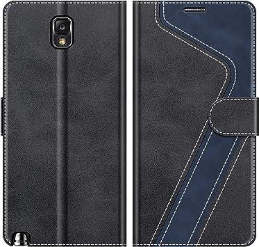 MOBESV Funda para Samsung Galaxy Note 3, Funda Libro Samsung Note ...