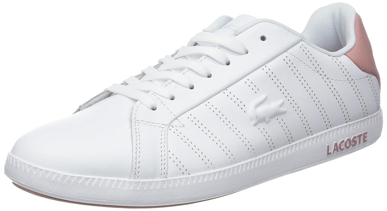 500b1852c5 Lacoste Graduate 318 1 SPW, Baskets Femme: Amazon.fr: Chaussures et Sacs