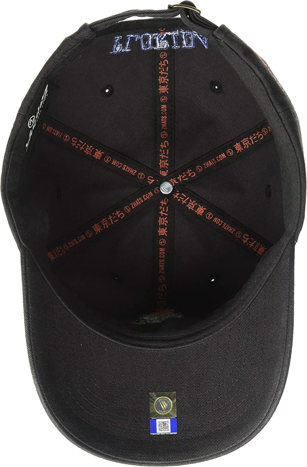 Zephyr Mens Sendai Relaxed Hat