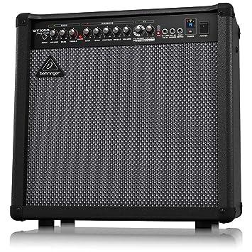 Behringer GTX60 - Amplificador de 60W