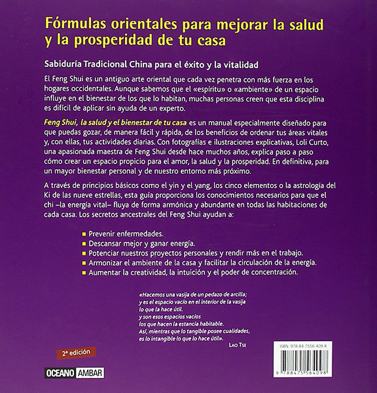 Feng shui: La Salud Y El Bienestar De Tu Casa (Spanish Edition)