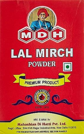 MDH Lal Mirch, 100g