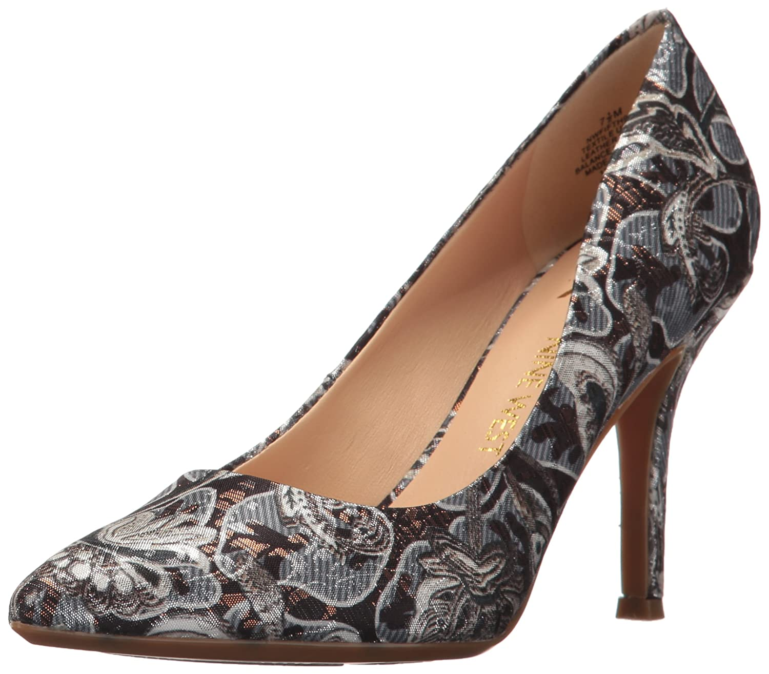 FIFTH9X Fifth Pointy Toe Pumps