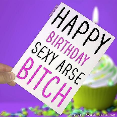 Amazon.com: Tarjeta de cumpleaños, tarjeta de felicitación ...