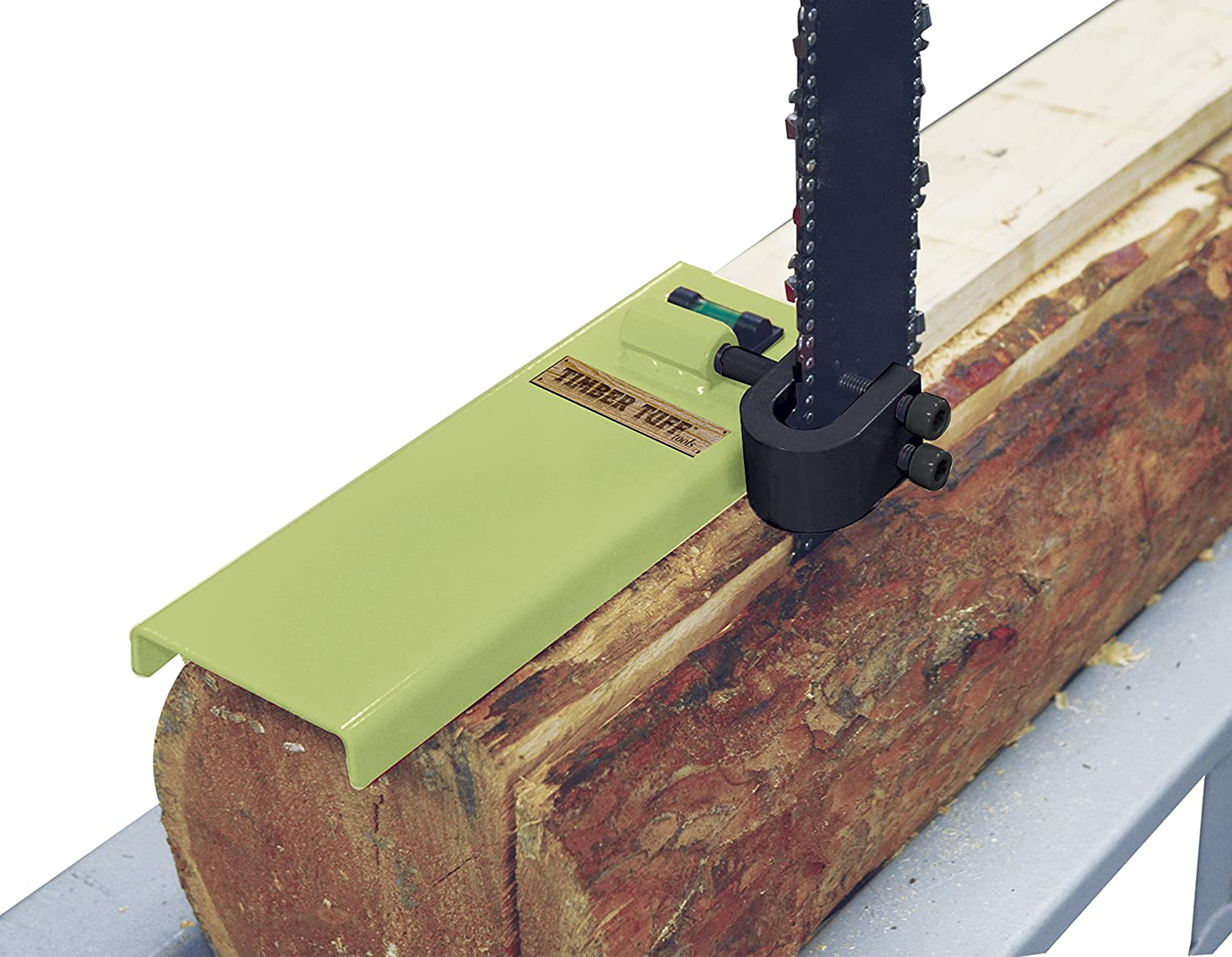 Steel Timber Chainsaw Attachment Wood Lumber Board Cutting