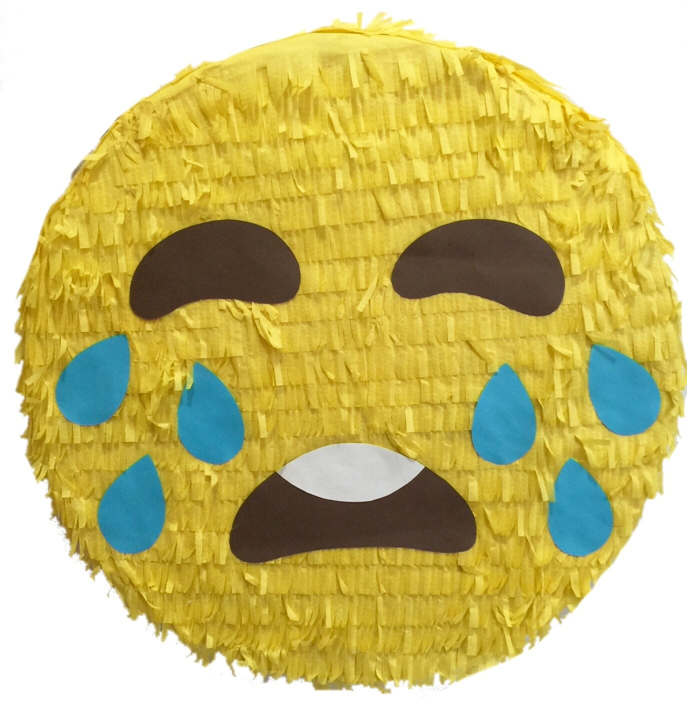 Emotional Emoji Pinata Crying