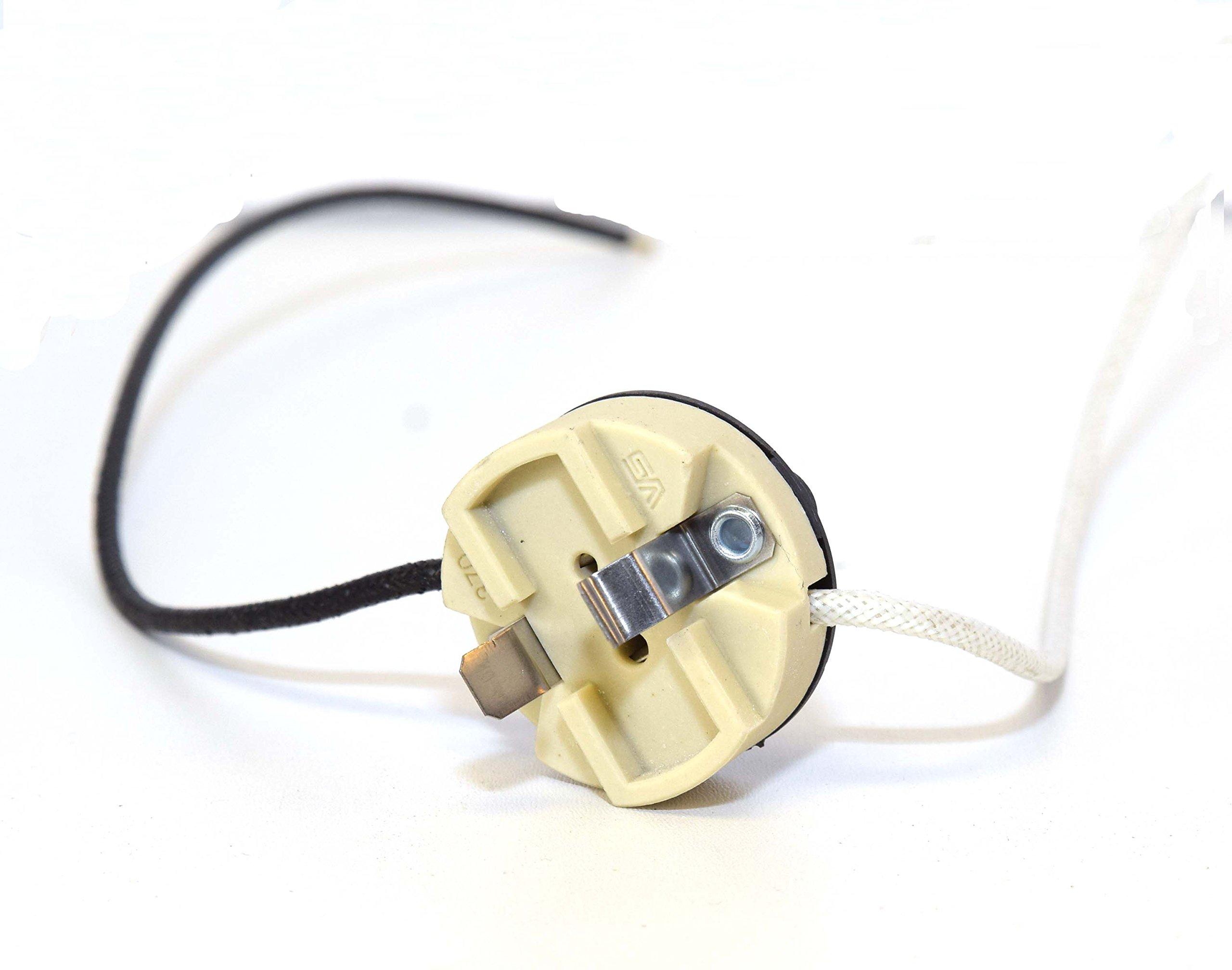 Vossloh T240 Facial Lamp Holder