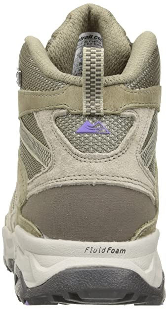 c0019723e97 Montrail Women's Sierravada Mid Outdry Waterproof Leather Hiking Boot