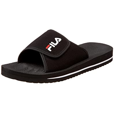 4093f0ed1e02 Fila Men s Slip On Sandal