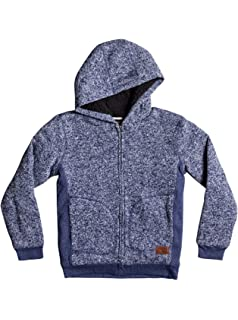 Zip-Up Hoodie Quiksilver Keller Zip-Up Hoodie for Boys 8-16 Boys 8-16