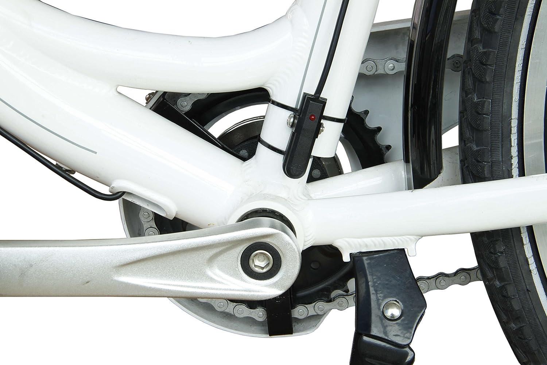 Schuck Easy-fit Pedal Assist PAS System Speed Sensor Connect Motor Cycling Accessory KT-D12L PAS E-Bike Detachable Parts for Elecrtic Bicycle//E-Bike Kit