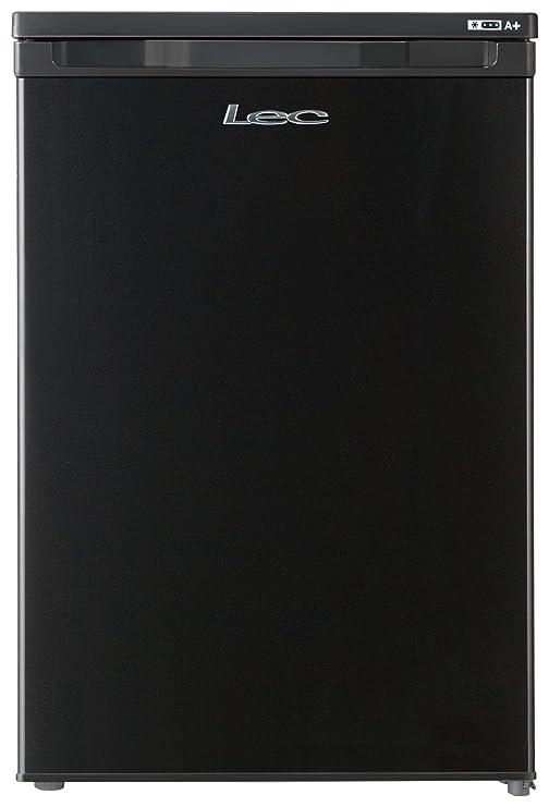 Lec U5511 Bajo encimera Vertical 83L A+ Negro - Congelador ...