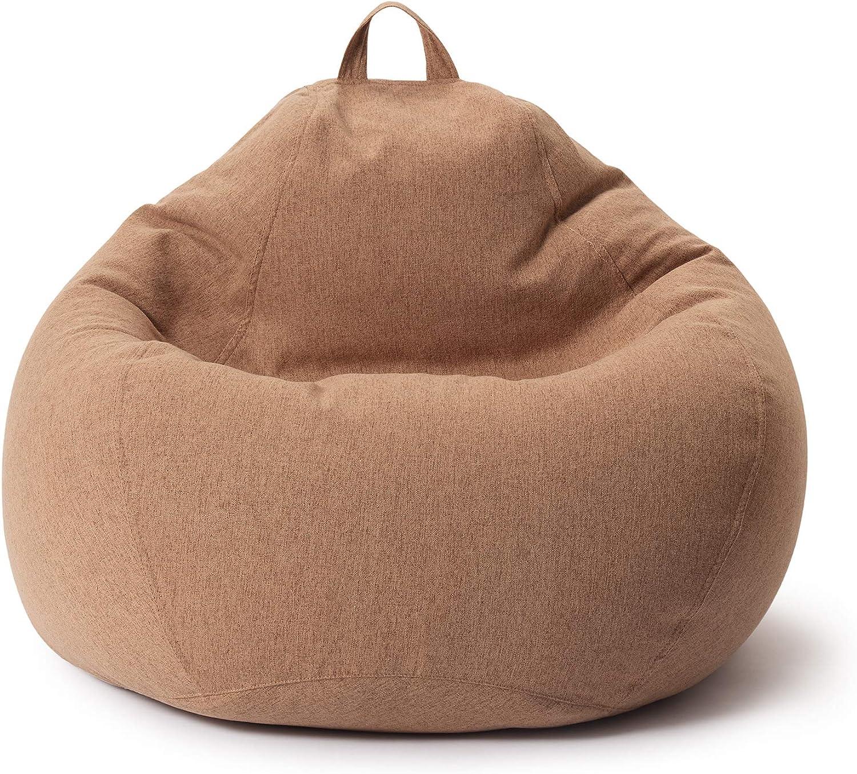 Lumaland puf de Interior Comfort Line M - Marron