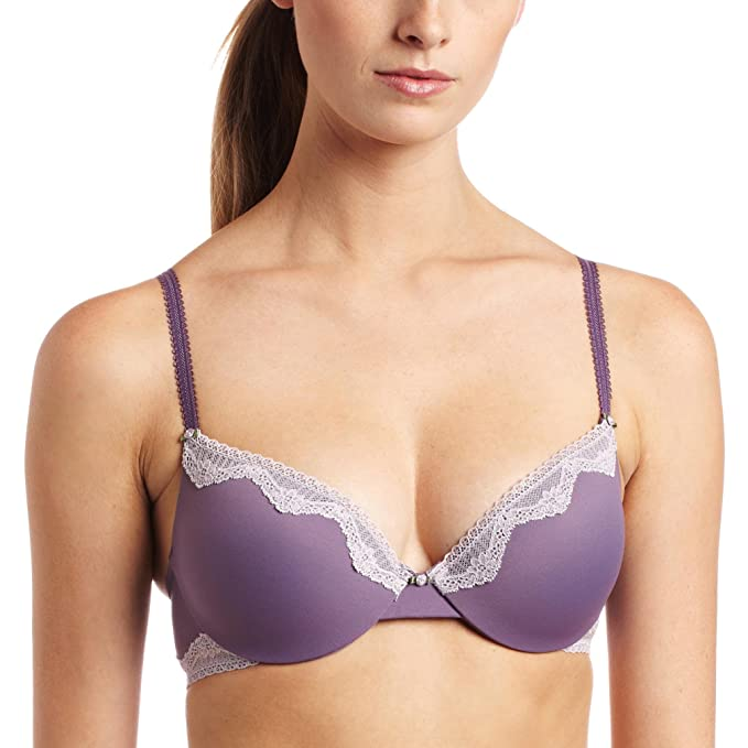 4b7beefe96ce6 b.tempt d by Wacoal Women s Soft Touch Push Up Bra
