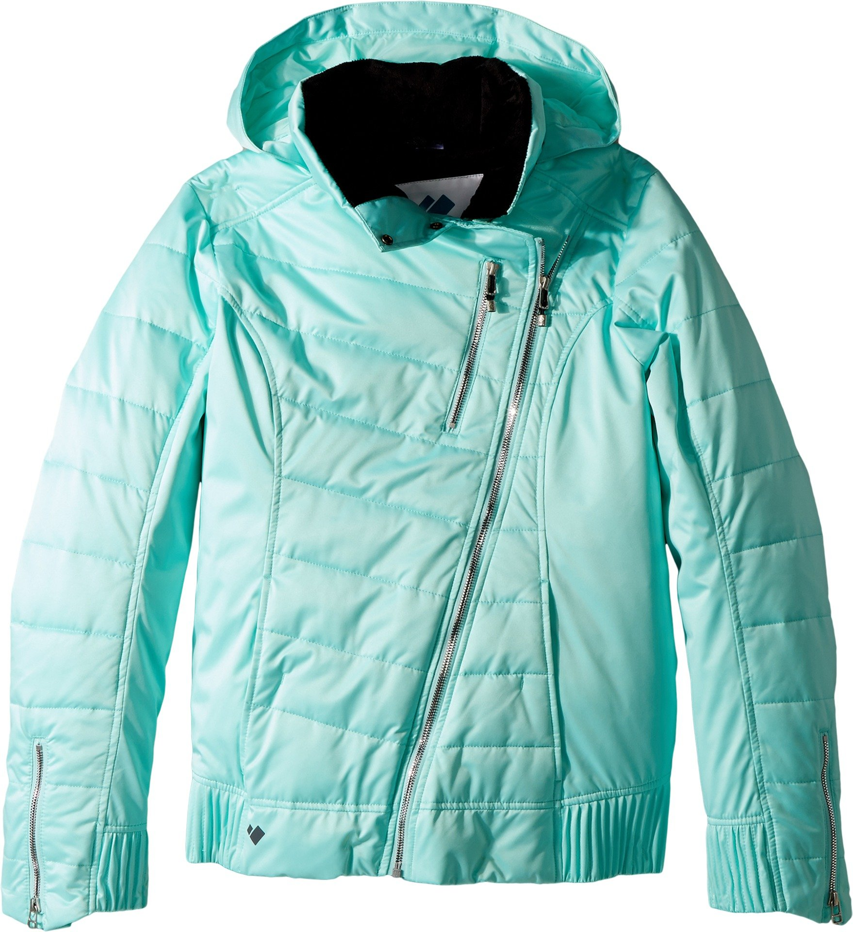 Obermeyer Girls' Aisha Sea Glass Blue XL by Obermeyer
