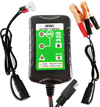 DAGA Battery Charger Maintainer 1.5Amp for Powersports