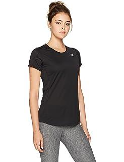 New Balance Heather Tech Graphic Tee T Shirt Damen