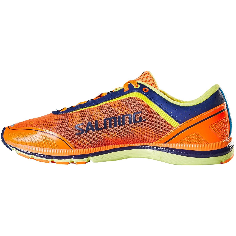 Salming Speed Running Shoes B01BYU6J0O 10.5 D(M) US|Shock Orange