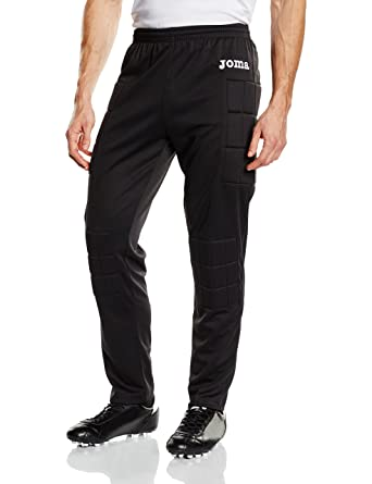 Joma Pantalon Largo Free Nero per Donna Pantaloni e pantaloncini