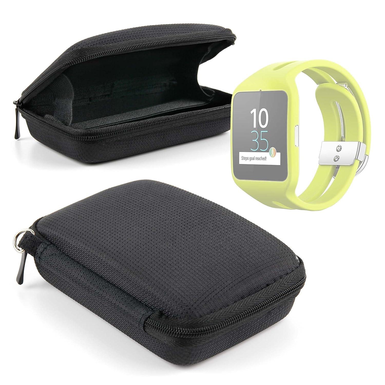 DURAGADGET Magnífica Funda Rígida para Reloj Sony Smartwatch 3 ...