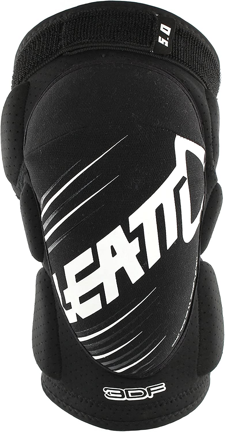 NEW Leatt MX Airflex Pro Black Off Road Motocross Enduro Knee Guards