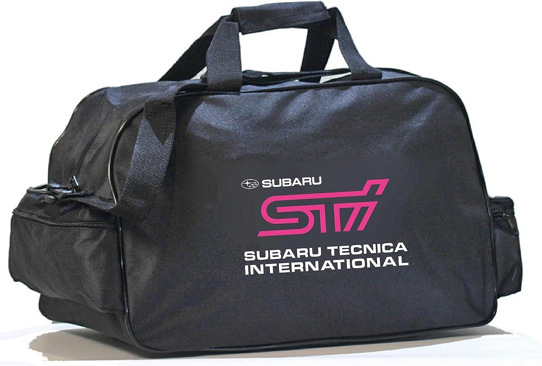 Desconocido Subaru STI Logo Mochila Unisex Ocio Escolar Ocio ...