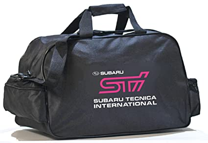 Subaru STI Logo viaje deporte gimnasio bolsa mochila  Amazon.com.mx ... 6c9e4e6860fae