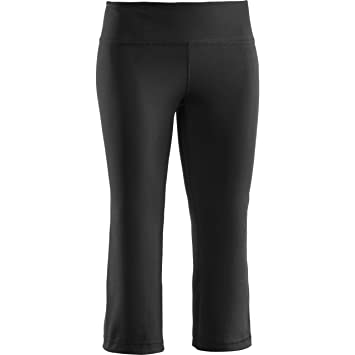 Amazon.com : Under Armour Women's Perfect Kick Back Capri : Clothing