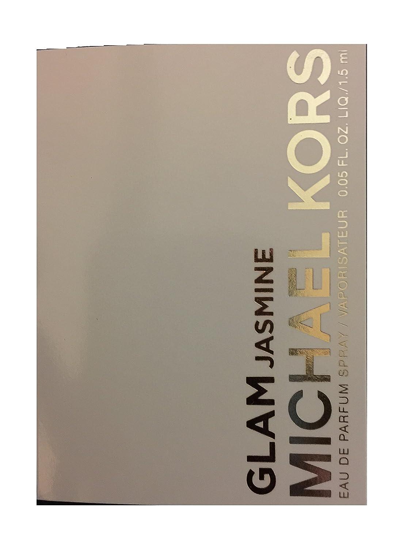 Michael Kors Glam Jasmine for Women Eau de Parfum Spray, vial (sample), 0.05 oz/1.5ml