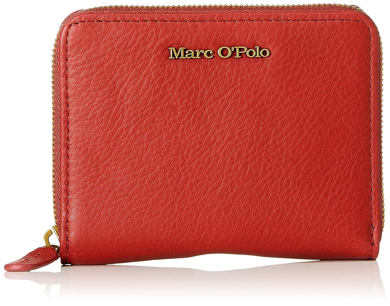 Marc O'Polo - Carla, Carteras Mujer, Rojo (Chili Red)