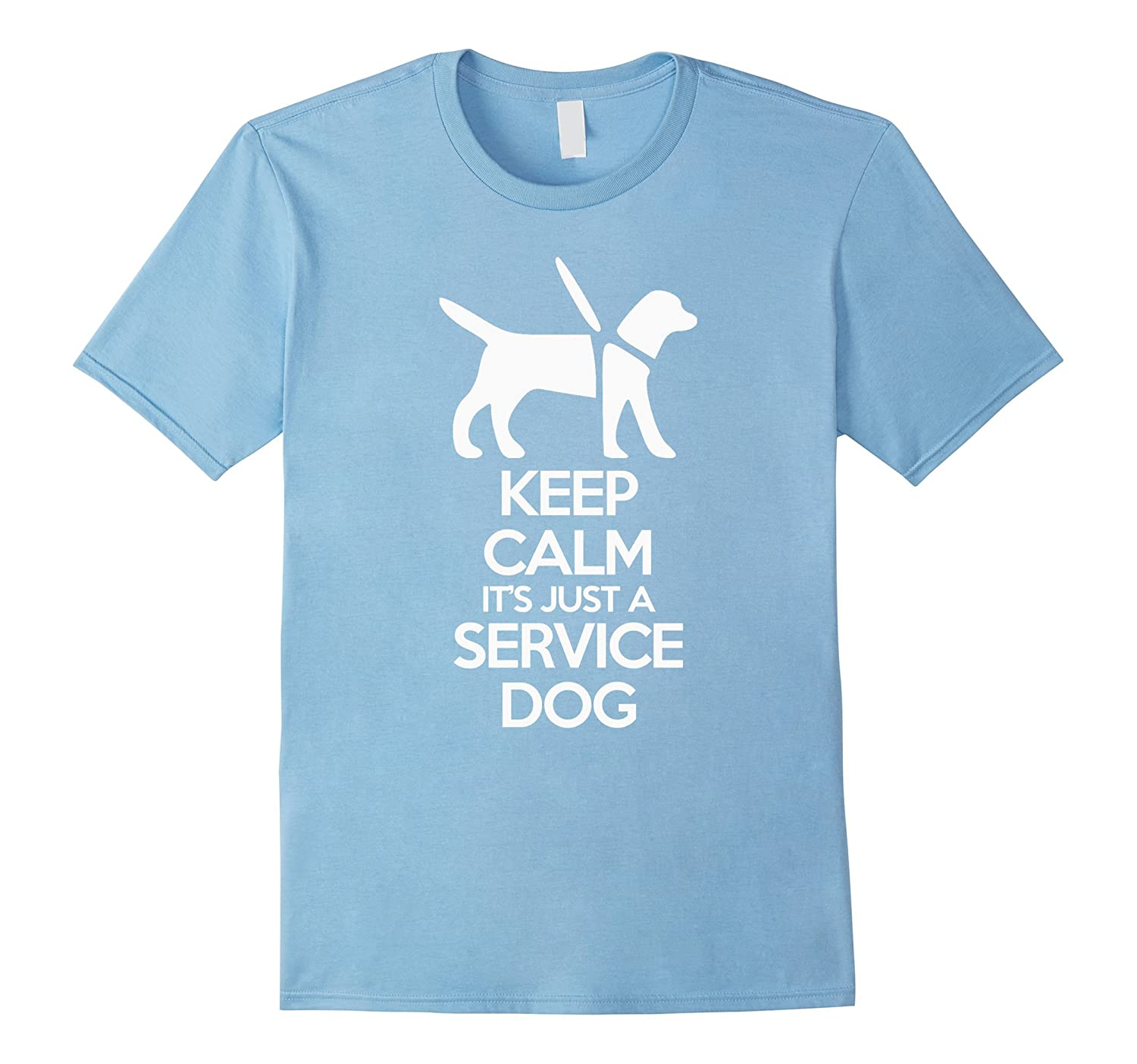 Mens Keep Service Tshirt Royal-Awarplus
