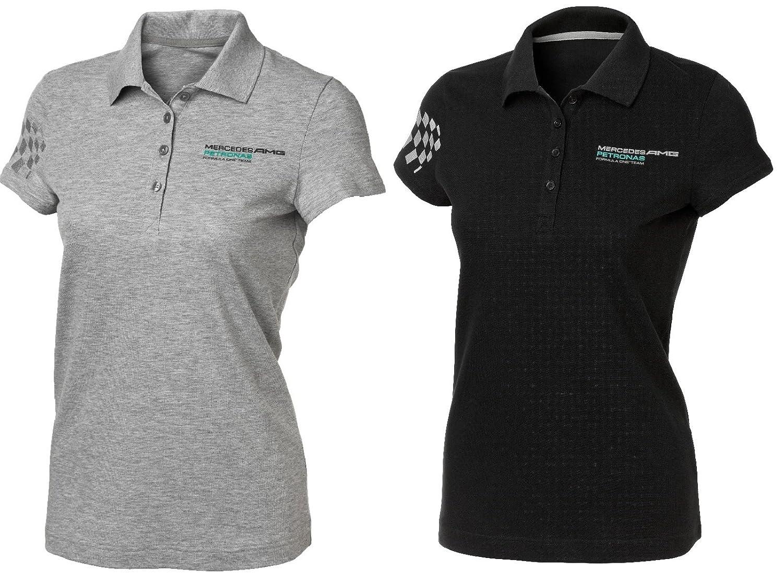Mercedes AMG Petronas F1 equipo, 44 150/100 polo camisas (Set de 2 ...
