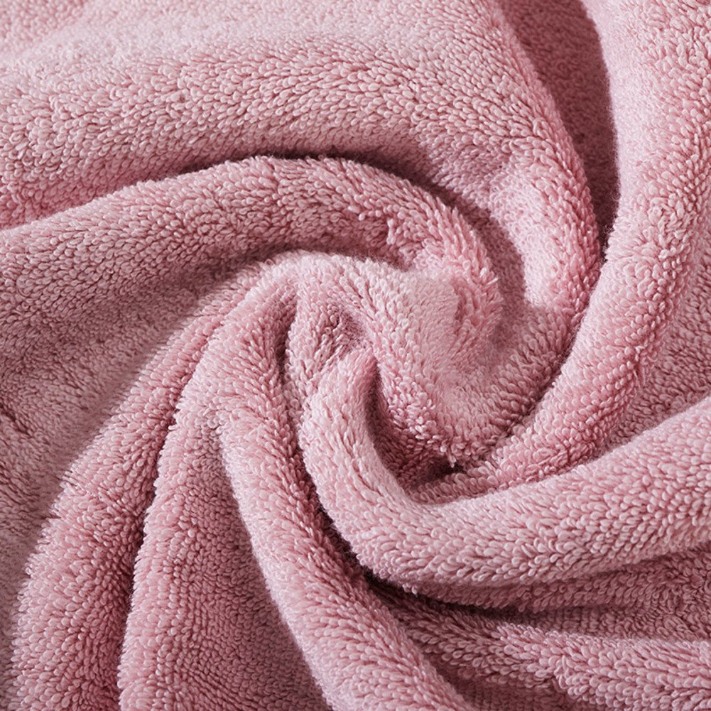 plain sponge cotton bath towel/Sponge cotton increased thick soft towels of absorbent adult child-F