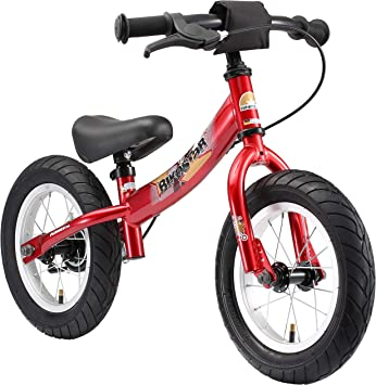 Bikestar - Bicicleta de Equilibrio para niños a Partir de 3 años ...